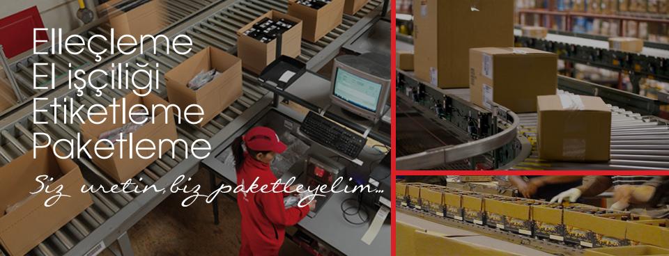 Elleçleme, El İşçiliği, Etiketleme, Paketleme